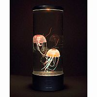 Fascinations Electric Jellyfish lamp