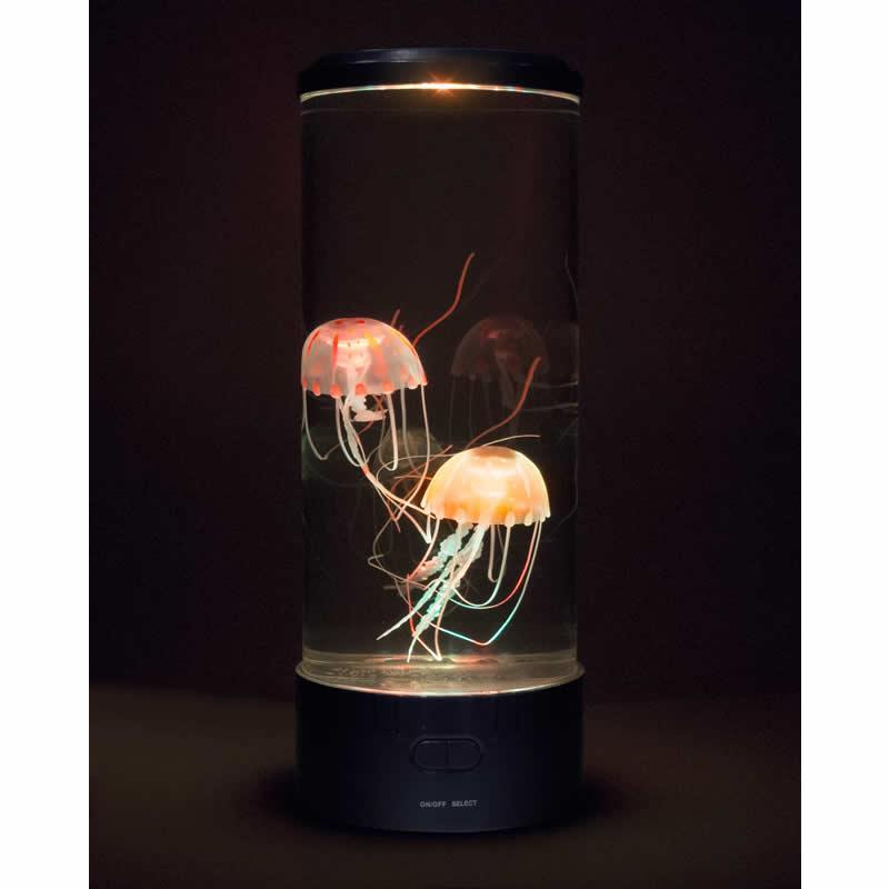 Fascinations Electric Jellyfish Lamp